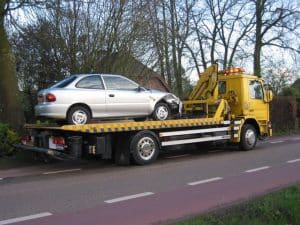 Mississauga Tow Truck - Flatbed Towing