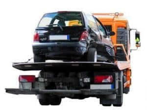 Mississauga Tow Truck - Towing
